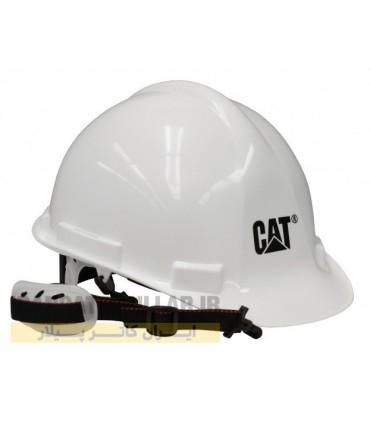کلاه ایمنی کاترپیلار کد 019670