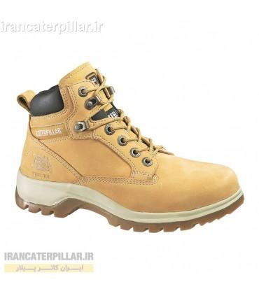 کفش ایمنی زنانه نیم ساق کاترپیلار کد Caterpillar 304087