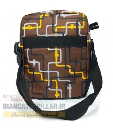 کیف سرشانه ای محافظ تبلت کاترپیلار کد Caterpillar Bag 80005-234
