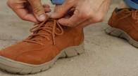 آموزش روش های مختلف بستن کفش