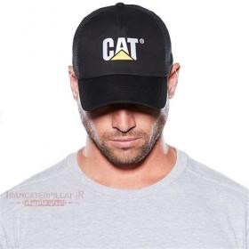 کلاه آفتابی کاترپیلار کد Caterpillar cap 2128307
