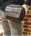 کیف کمری چرم مدل Camel 83001
