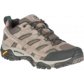 کفش هایکینگ کفه ویبرام مردانه مرل  Merrell Moab 2 Ventilator Boulder 033347