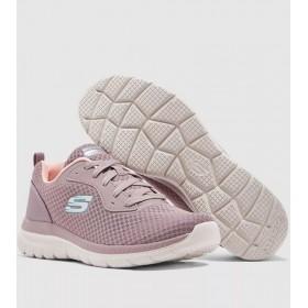 کفش مخصوص دویدن زنانه اسکیچرز Skechers 12606-lav
