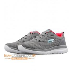 کفش مخصوص دویدن زنانه اسکیچرز Skechers 12606-gycl