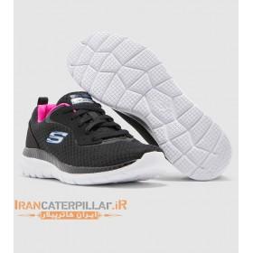 کفش مخصوص دویدن زنانه اسکیچرز Skechers 12606-bkhp