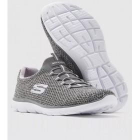 کفش پیاده روی زنانه اسکیچرز Skechers 12986-gycl