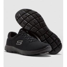 کفش پیاده روی زنانه اسکیچرز Skechers 12985-bbk