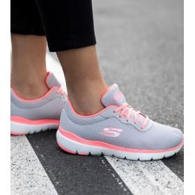 کفش ورزشی زنانه اسکیچرز Skechers 13070-lghp