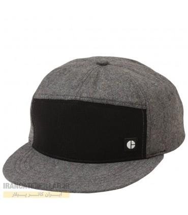 کلاه آفتابی پشمی کاترپیلار کد 2120077