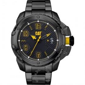 ساعت استیل مشکی کاترپیلار  مدل DW.161.16.131