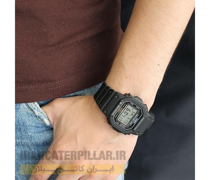 ساعت اسپرت جی شاک مدل DW-5600E-1VDF