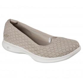 کفش پیاده روی بدون بند زنانه اسکیچرز SKechers 14743-tpe