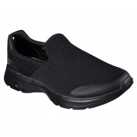 کفش پیاده روی بدون بند مردانه اسکیچرز Skechers 54155-bbk