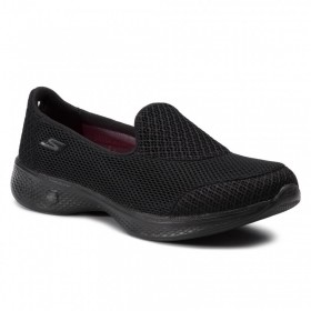 کفش زنانه بدون بند مخصوص پیاده روی اسکیچرز Skechers 14170-bbk