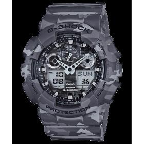 ساعت اسپرت جی شاک مدلGA-100CM-8ADR