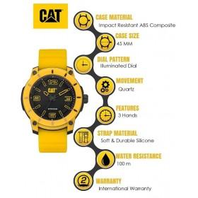 ساعت اسپرت کاترپیلار مدلcaterpillar watch LG.140.27.127