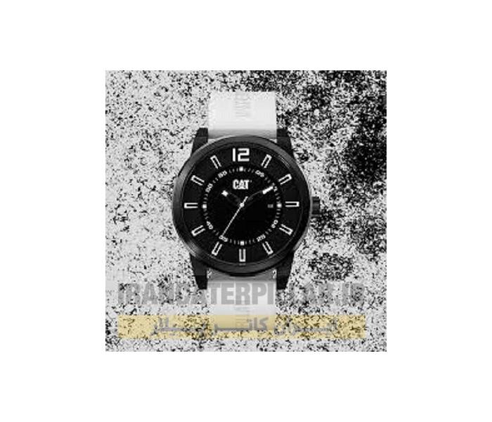 ساعت  مردانه اسپرت تک موتور کاترپیلار مدل  NK.161.20.122