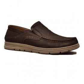 کفش مردانه طبی تمام چرم Redwood 123092