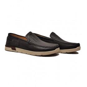 کفش مردانه تمام چرم RedWood 5012
