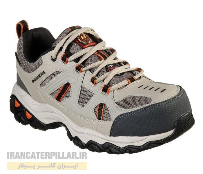 کفش ایمنی مردانه   skechers holdredge-astatula 77532/tpor