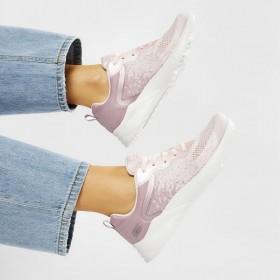 کفش پیاده روی زنانه اسکچرز Skechers 117010/blsh