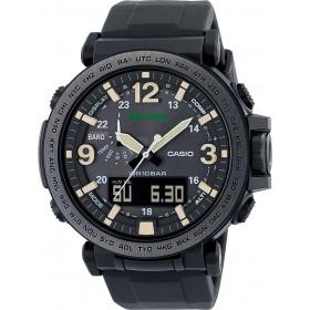 ساعت مردانه باتری خورشیدی کاسیو (Protrek) مدل PRG-600-1DR