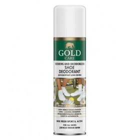 اسپری خوشبو کننده کفش gold car shoe deodorant