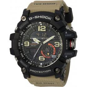 ساعت مچی مردانه کاسیو دارای قطب نما و دما سنج جی شاک Casio GG-1000-1A5DR