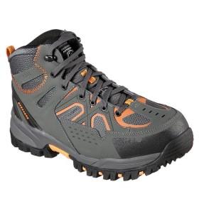 کفش ایمنی محافظ آلومینیومی ضد برق اسکچرز Skechers 77138/ccor