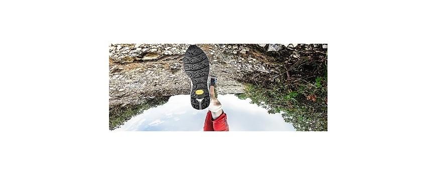 ویبرام مقاوم ترین کفه در کوه و سنگ و باران