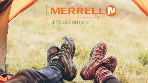 کوهپیمایی و کفش های مرل