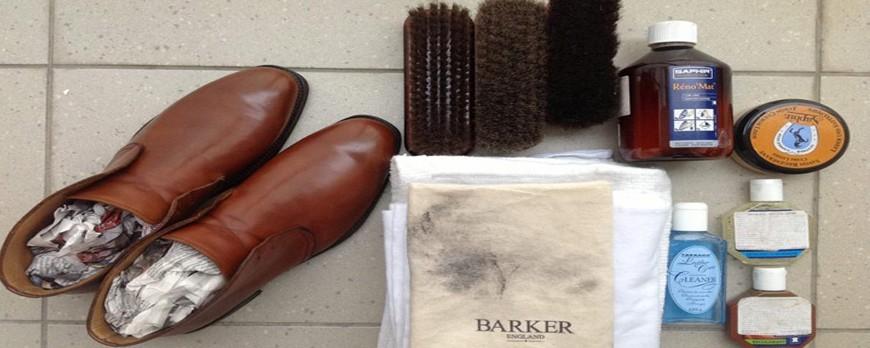 چگونه کفش نبوک را تمیز کنم