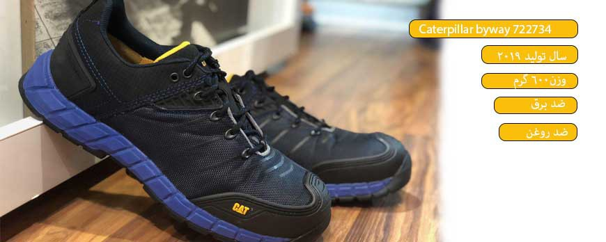 معرفی کفش های ایمنی 2019